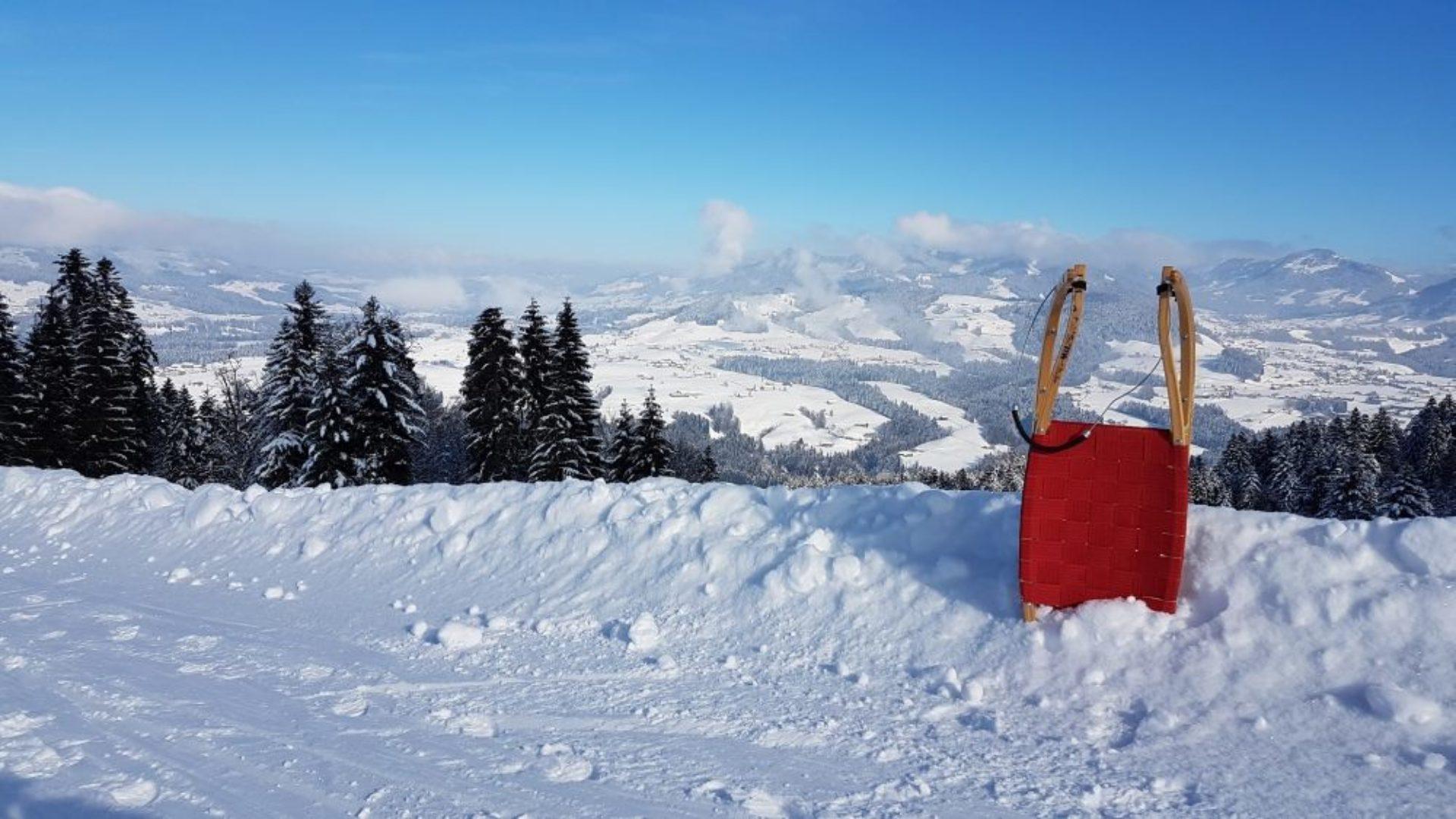 Rodelbahn Brüggelekopf, Alberschwende