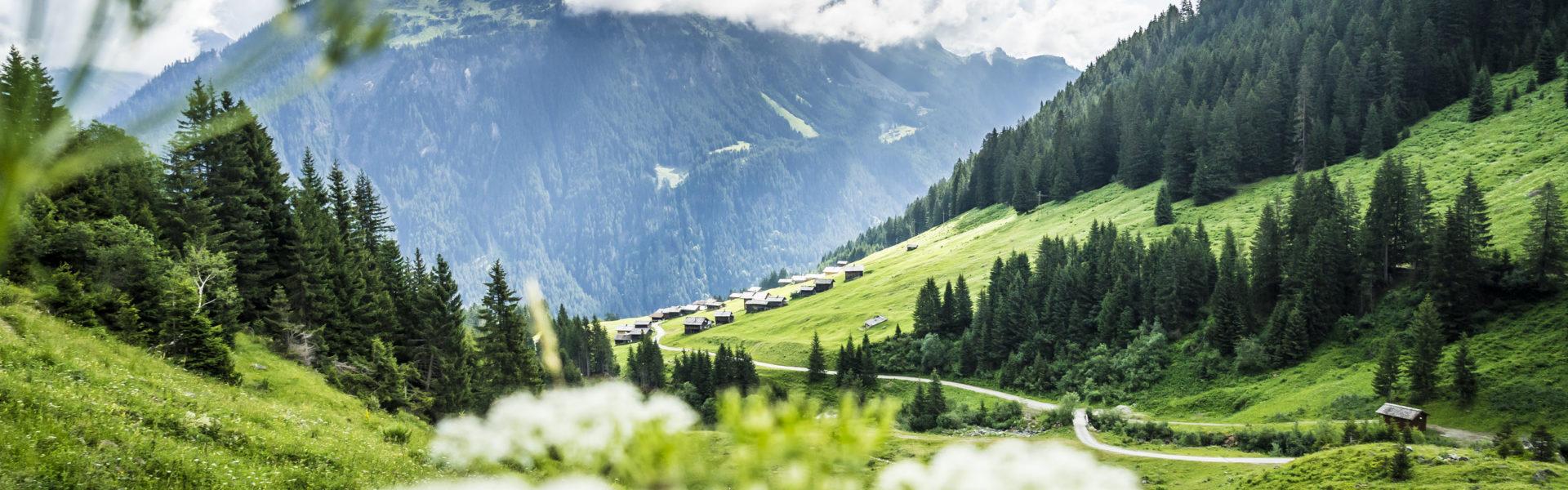 Garneratal Montafon © Dietmar Denger / Vorarlberg Tourismus