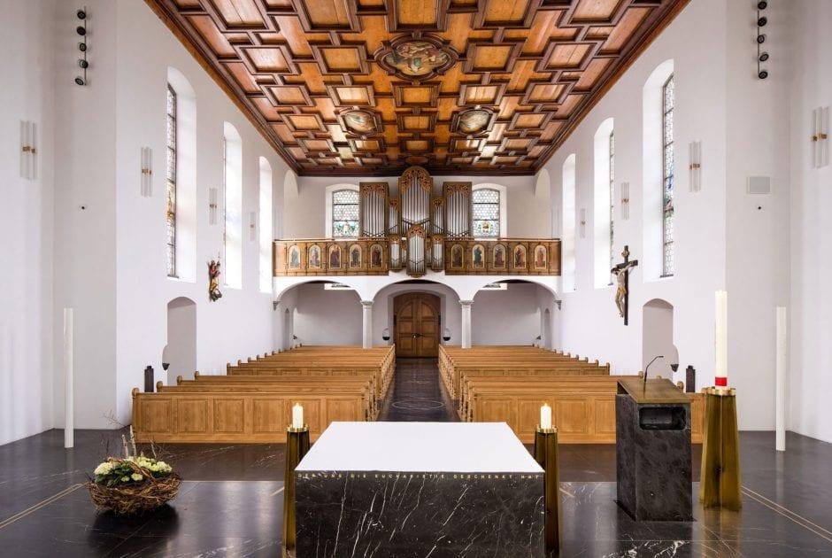 Basilika Maria Bildstein, Wallfahrtskirche (c) Kath.Kirche.Vorarlberg