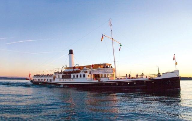 Hohentwiel steamship (c) Mende / DS Hohentwiel