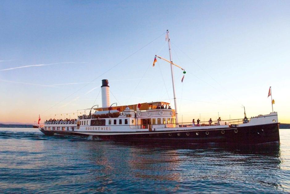 DS Hohentwiel steamship (c) Mende / DS Hohentwiel