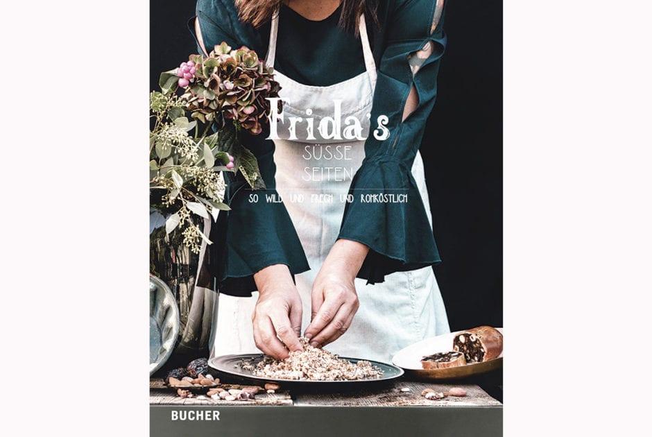 Daniela Eiterer: Fridas süße Seiten © Bucher Verlag