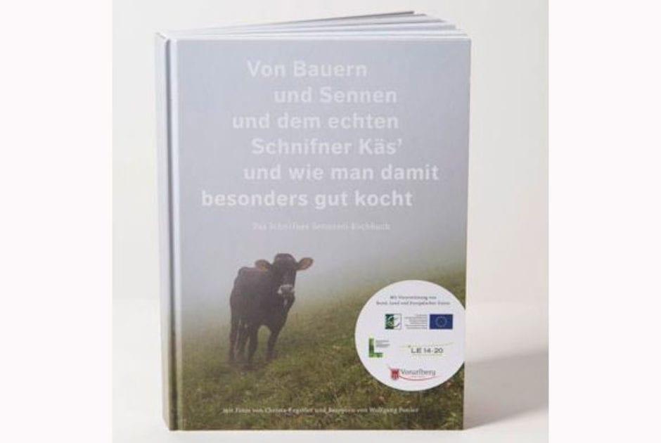 Das Schnifner Sennerei-Kochbuch © Christa Engstler