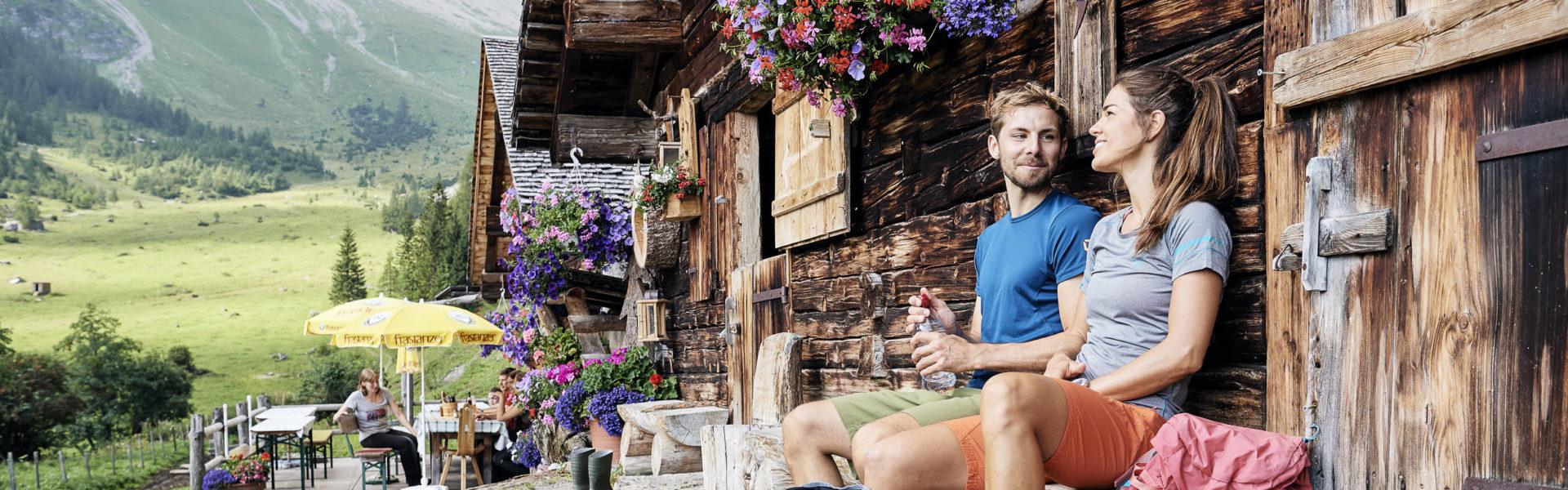 Wandern im Brandnertal © Alex Kaiser - Brandnertal Tourismus