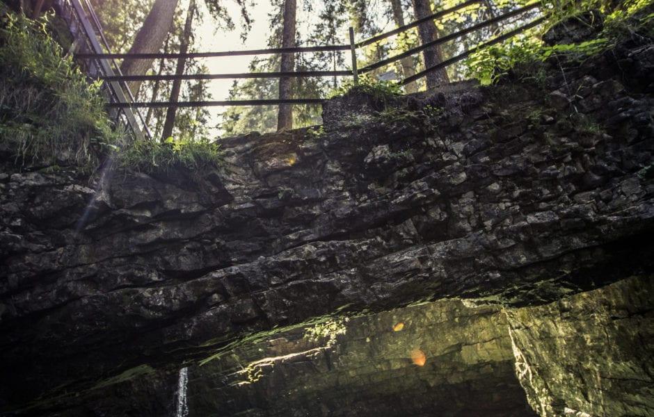 Kleinwalsertal Naturbrücke (c) Oliver Farys - Kleinwalsertal Tourismus eGen