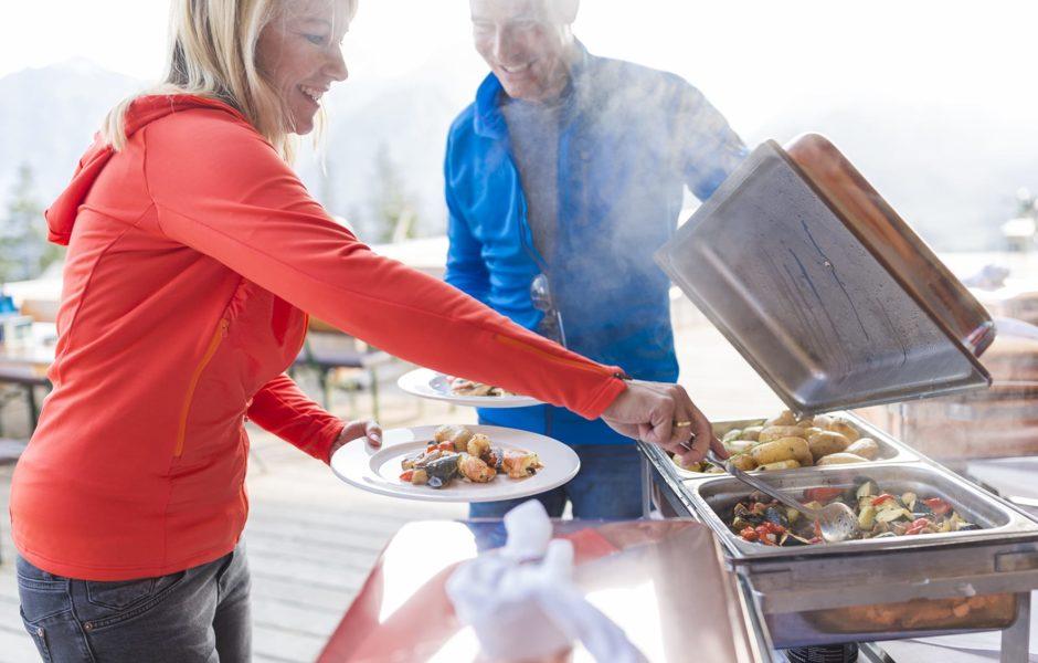 Kulinarische Genusswanderung im Brandnertal © Stefan Kothner / Brandnertal Tourismus