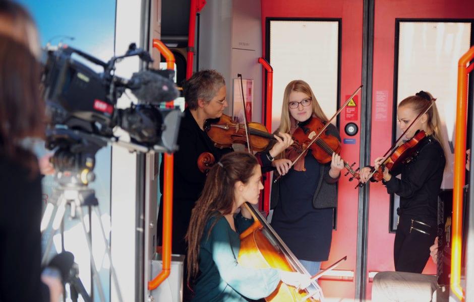 Kultur am Zug (c) VLK Alexandra Serra