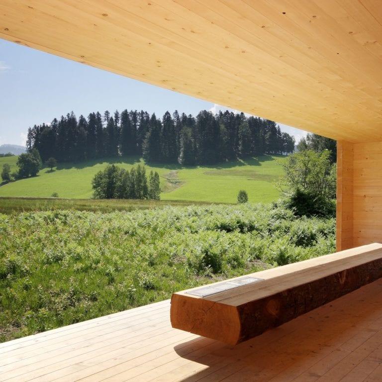 Moorraum Krumbach, Bregenzerwald, Places of Power (c) Architekt Paul Steurer / Norman Mueller Nam architektur-fotografie