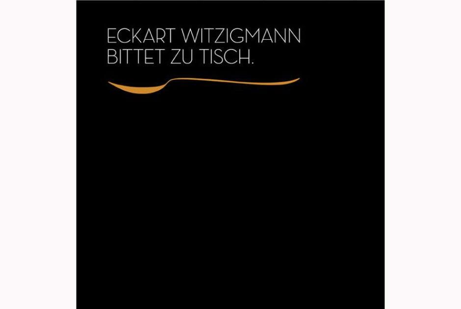 Rainer Knubben: Eckart Witzigmann bittet zu Tisch © Hampp Verlag