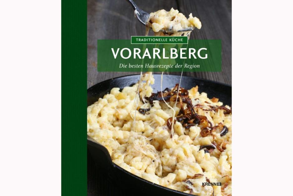 Traditionelle Küche Vorarlberg - Traditional Cooking Vorarlberg © Hubert Krenn Verlag