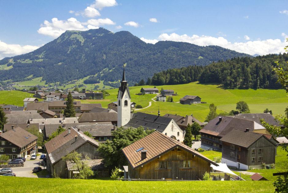 Schwarzenberg (c) Bregenzerwald