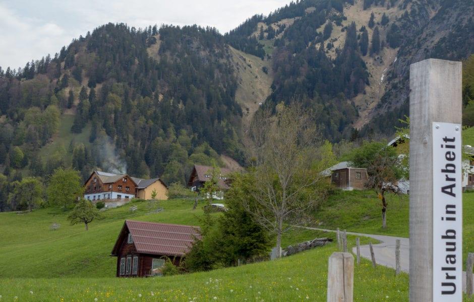 wandern auf den Muttersberg in Nüziders / Bludenz (c) Vorarlberg Tourismus