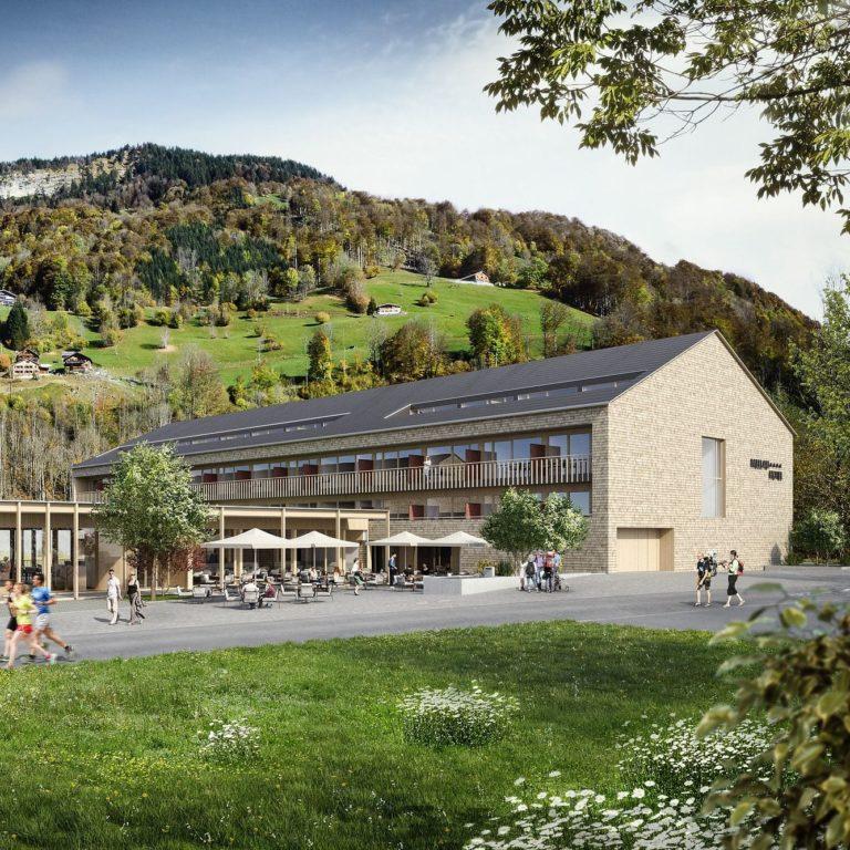 Wellnesshotel Die Wälderin, Mellau (c) diewaelderin.at