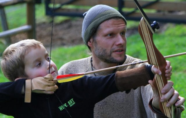 Archery at Ebnit
