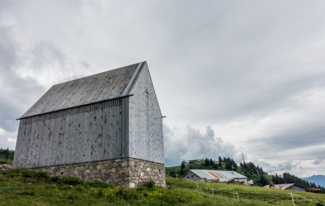 Kapelle Vordere Niedere Alpe, Andelsbuch (c) Helmut Düringer - Vorarlberg Tourismus GmbH