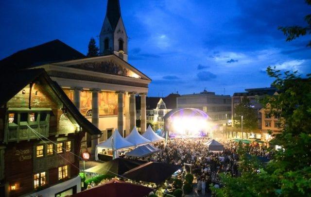Origano Festival Dornbirn, Marktplatz (c) Eva Sutter / 6850 Dornbirn