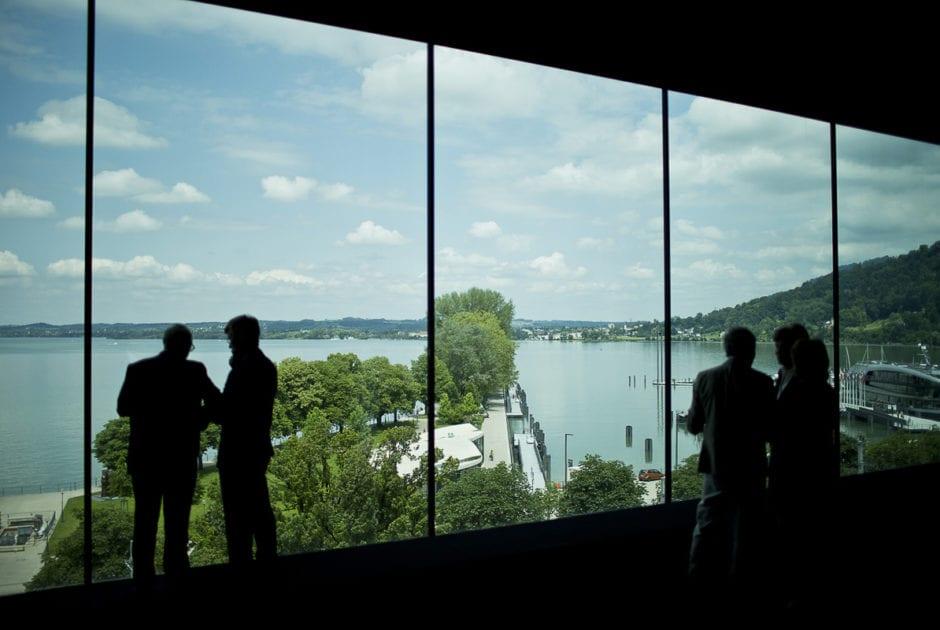 Panoramafenster im vorarlbeger museum (c) - vorarlberg museum