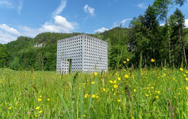 Wasserhaus Arbogast (c) Vorarlberg Tourismus, Katharina Fa