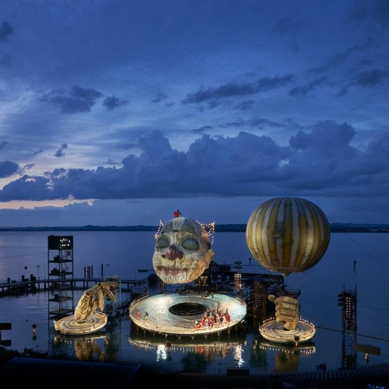 Opera Rigoletto, Lake Stage,Bregenz Festival 2019 (c) Anja Köhler / Bregenzer Festspiele
