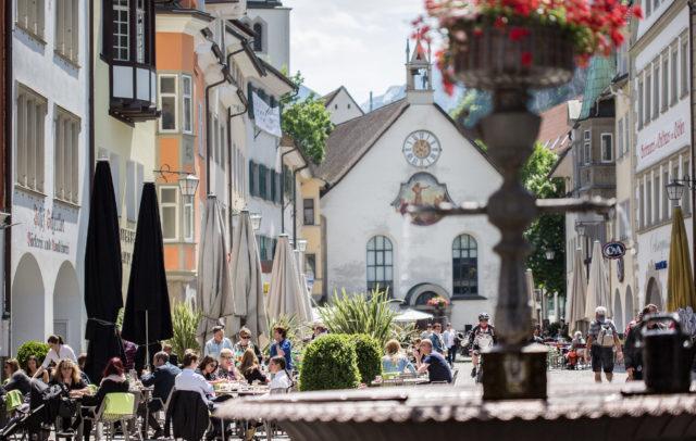 Feldkirch Marktgasse © Petra Rainer undefined