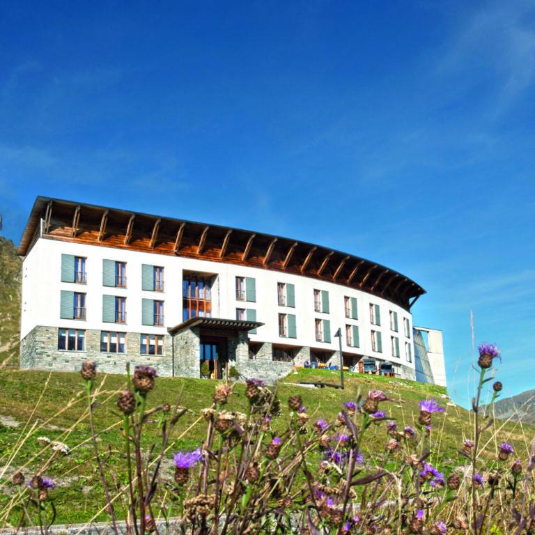 Silvrettahaus-Bielerhöhe, Montafon (c) GSL Tourismus-Patrick Säly