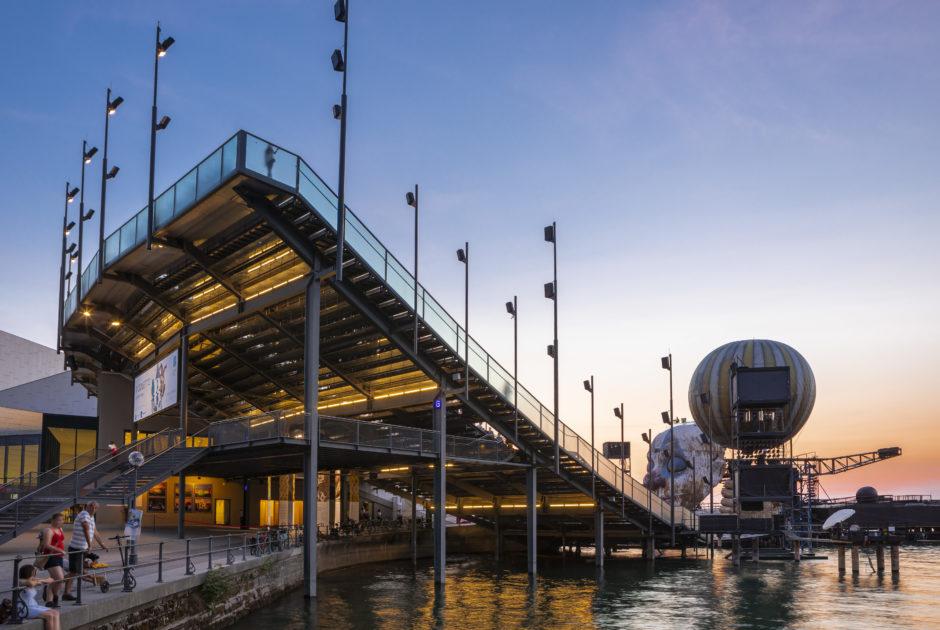 Seebühne Bregenz, Rückblick Rigoletto, 2020 (c) Bregenzer Festspiele / Lisa Mathis