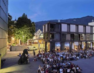 KUB Kinosommer 2019, Bregenz (c) Kunsthaus Bregenz / Miro Kuzmanovic