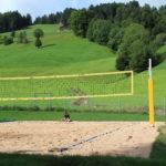 Beachvolleyballplatz Schwarzenberg