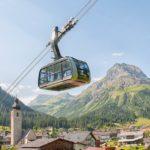 Bergbahn Lech-Oberlech