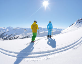 Skigebiet Damuels-Mellau (c) Sepp Mallaun - Vorarlberg Tourismus