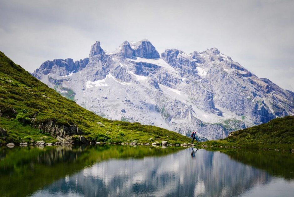 Montafoner Hüttenwanderung, Tobelsee und Drei Türme (c) Moon & Honey Travel