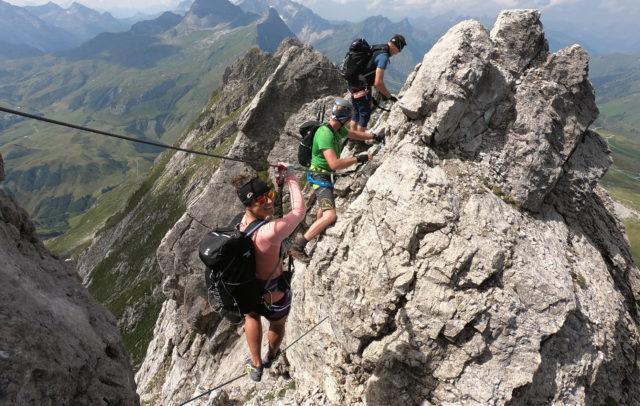 wandern-Karhorn-Lech © Sebastian Manhart / Vorarlberg Tourismus