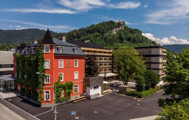 Hotel Schwärzler Bregenz-Außenansicht (c) Hotel Schwärzler GmbH