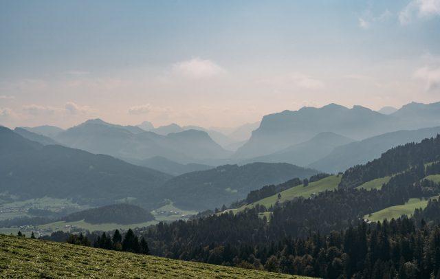 9-Bödele-Blick in Bregenzerwald © packyourthingsandtravel / Vorarlberg Tourismus