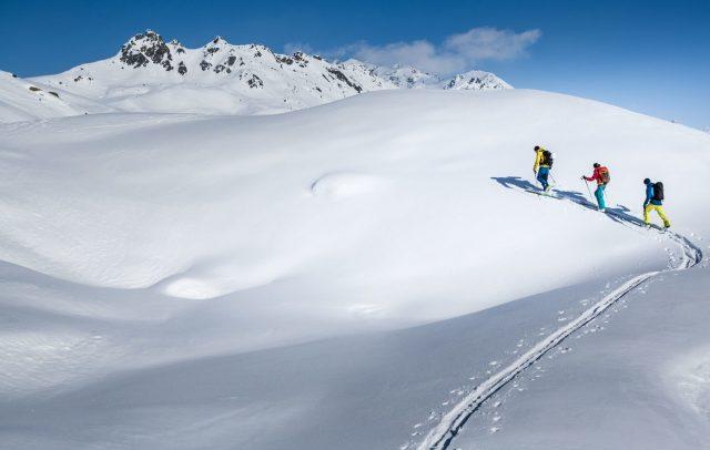 Winterliche Madrisa Rundtour © Stefan Kothner / Montafon Tourismus GmbH
