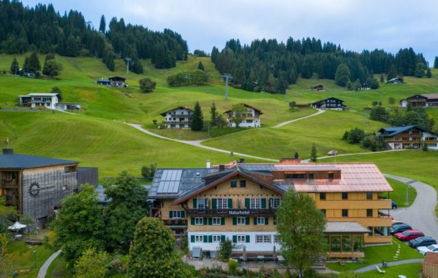 Naturhotel Chesa Valisa, Hirschegg, Kleinwalsertal, (c) Chesa Valisa