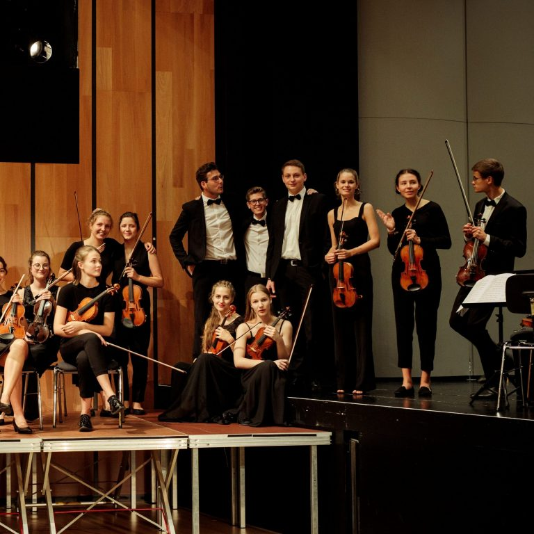 Quarta 4 Länder Jugendphilharmonie, Orchester Vorarlberg (c) Quarta 4 / Marcel Mayer