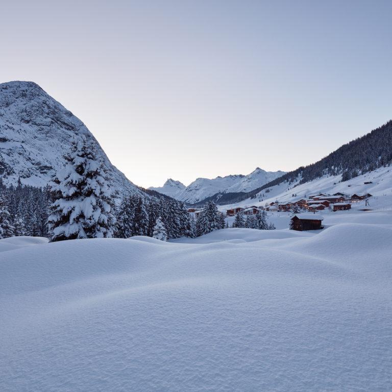 Winter in Zug (c) Dietrich_Untertrifaller