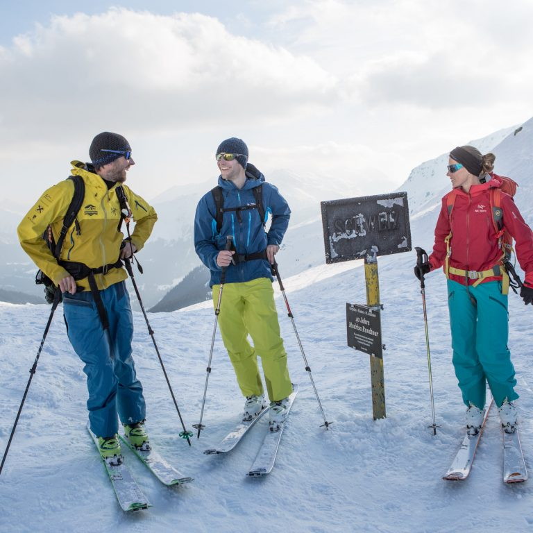 Madrisa Rundtour im Winter (c) Stefan Kothner - Montafon Tourismus GmbH
