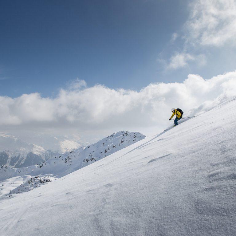 Madrisa Rundtour im Winter (c) Stefan Kothner - Montafon Tourismus GmbH, Schruns
