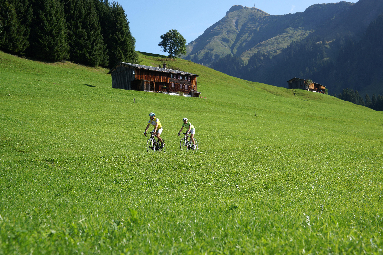 Rennradtouren im Bregenzerwald