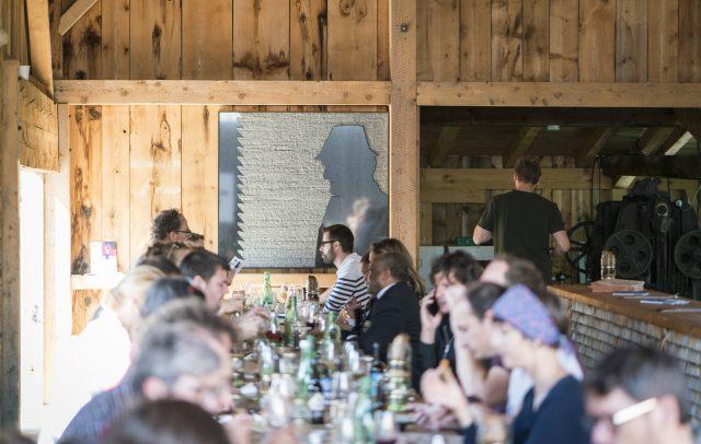 Alte Säge Bezau – fragenhaftes Menü © Dietmar Denger / Vorarlberg Tourismus