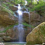 Der Wasserfall in Alberschwende