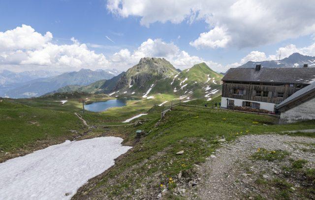 Tilisunahütte © Lucas Tiefenthaler / Vorarlberg Tourismus