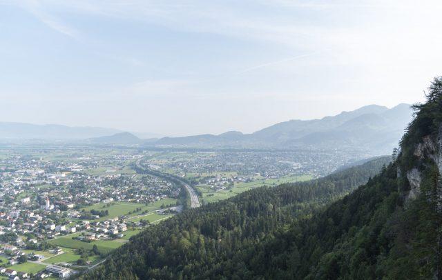 Säntisblick © Martin Vogel / Vorarlberg Tourismus
