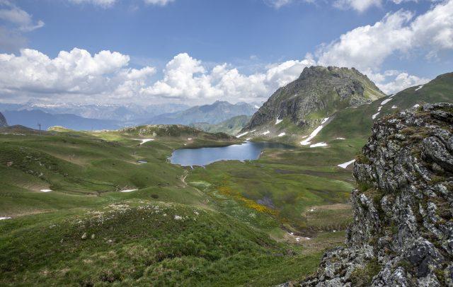 Min Weag Etappe 19, Tilisunasee © Lucas Tiefenthaler / Vorarlberg Tourismus