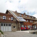 Saarbrücker Hütte 2009