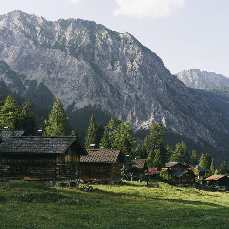 Nenzinger Himmel © Dominic Berchtold / Vorarlberg Tourismus