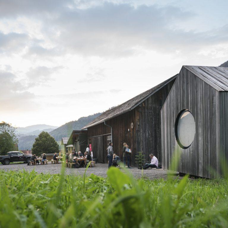 Alte Säge Bezau © Dietmar Denger / Vorarlberg Tourismus