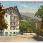Hotel Taube Schruns